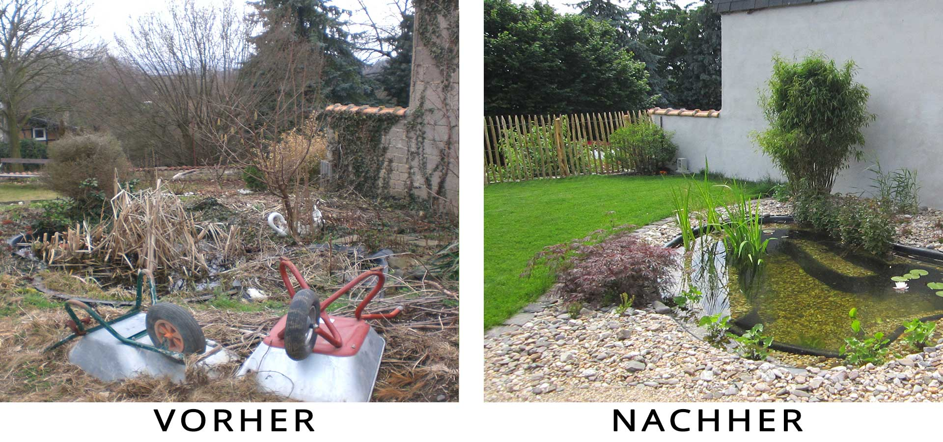 Gartenbau Bad Neuenahr-Ahrweiler Quandt - es werden geleistete ...